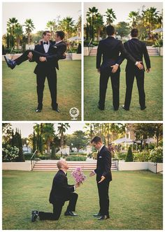 Winter Park Florida wedding at the luxurious Alfond Inn Hotel. Orlando area wedding at the First Congressional Church of Winter Park. November December wedding with touches of purple and gold. ridiculous groomsmen