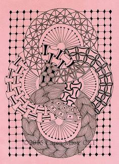 Tangle Mania: Dancing in Circles