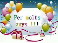 Per molts anys !!! Happy Birthday Notes, Abstract Iphone Wallpaper, Snowman, Diy And Crafts, Birthdays, Make It Yourself, Christmas Ornaments, Holiday Decor, Youtube
