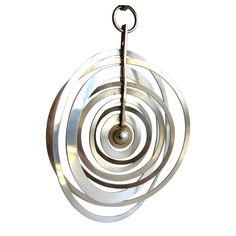 1STDIBS.COM Jewelry & Watches - Tapio Wirkkala - Rare TAPIO WIRKKALA Silver Moon Pendant - Lisa Cliff Collection