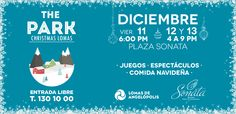 La magia de la navidad llega a Lomas de Angelópolis!!! #juegos #mecánicos #ferias #bazar #comida #navideña