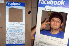 disfraz de facebook que usé para la fiesta de disfraces de mi faculad.  Gracias a todos los que postearon en mi muro xd.  Actualización del 23 de Abril 2009: GANÉ MEJOR DISFRAZ! :D _  Facebook costume i used for the faculty's costume party  Thx every {I love to advertise|I like to promote stuff.| Have you tried this before?|Say what?|This looks good|I wish everyone could try this| Do you want to know how to promote your opp?| What is your favorite place to advertise?| Can you see yourself…