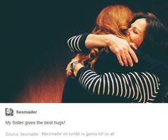 Rebecca and Lana from Bex's Tumblr.