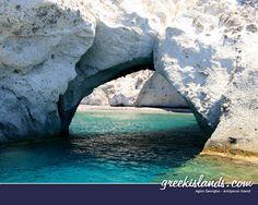 Agios Georgios, Antiparos, Greece
