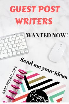 Are you looking to write a guest post as a blogger? Guest post writers are wanted now! Read more details here and submit your idea for consideration. Various niches are accepted. #guestpost #guestpostideas #guestposting #guestpostforblog Make Money Blogging, Make Money Online, How To Make Money, Business Tips, Online Business, Best Blogs, Work From Home Jobs, Blogging For Beginners, Blog Tips
