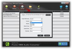 NoteBurner iTunes DRM Audio Converter - Utility For Mac And Windows To Remove DRM Protection From iTunes Music Files, M4P songs And Audiobooks.