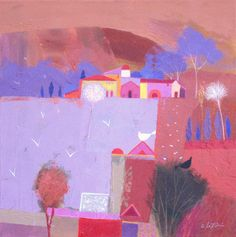 Giuliana Lazzerini - great colour combination