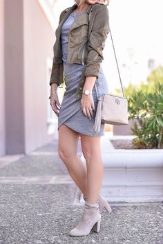 Neutral Fall Look #FallStyle #FallOutfit