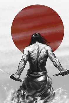 Bushido pride for their country