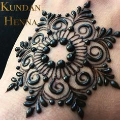 Ideas for tattoo simple mandala mehndi designs - Henna Henna Tattoo Designs Simple, Basic Mehndi Designs, Finger Henna Designs, Mehndi Designs 2018, Mehndi Designs For Beginners, Mehndi Designs For Fingers, Henna Designs Easy, Dulhan Mehndi Designs, Mehendi