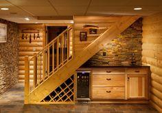 Waukesha Lower Level - eclectic - basement - milwaukee - Brillo Home Improvements