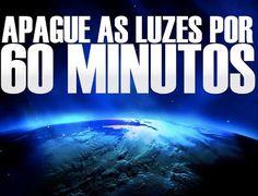 Earth Hour 2012 - 31 de março de 2012, às 8:30 pm!