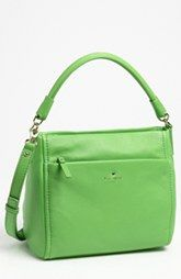 kate spade new york 'cobble hill - little curtis' leather crossbody bag