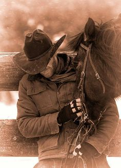 Everyday life for a cowboy. #WildWest #horse #cowboy