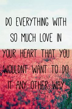best Motivational quotes about love