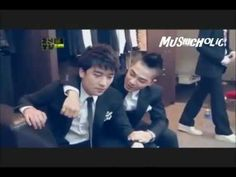 ▶ [ENG SUB] Taeyang annoying Seungri & Seungri getting annoyed - YouTube  Tae teasing Victory