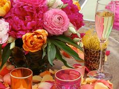Parties | Flowers, Gifts, Weddings & Events in New York City | Michael George