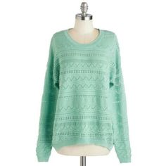 Adorable comfy sweater from Modcloth