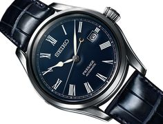 Seiko Presage Blue Enamel SPB069 Limited Edition Watch