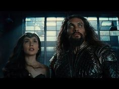 JUSTICE LEAGUE - Official Heroes Trailer - In theaters November 2017 -- Fueled by his restored faith in humanity and inspired by Superman's selfless act, Bruce Wayne enlists the help of his newfound ally, Diana Prince, to face an even greater enemy. Watch Justice League, Justice League Trailer, Justice League 2017, Justice League Unlimited, Latest Movie Trailers, New Trailers, Trailer 2, Official Trailer, Lisa Bonet