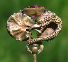 antique hat pins