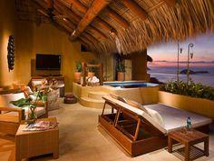 Capella Ixtapa Resort and Spa, Penthouse