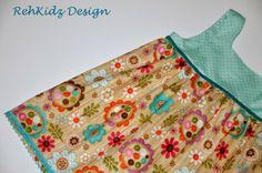 Tunika / Hängerchen Empirchen 98 / 104 von RehKidz Design  auf DaWanda.com Pdf Sewing Patterns, Girls, Etsy, Summer Dresses, Design, Fashion, Sewing For Kids, Tunics, Sewing Patterns