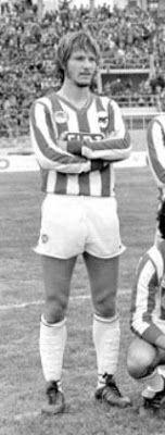 Τόγιας Γιώργος. Αργοστόλι. (1960). Αμυντικός μέσος. Από το 1981-1987. (110 συμμετοχές 12 goals).