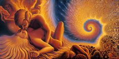 """Spiral Genisis"" by Mark Henson"