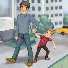 12 Signs That Can Help You Recognize a Child Kidnapper 12 Signs, Family Guy, Children, Fictional Characters, Videos, Drawing For Kids, Child, Lift Off, Signs