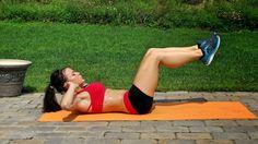 Melissa Bender Fitness: 10 Minute: Tighter Waist Core Workout: Workout for a Smaller Waist