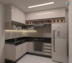 Este posibil ca imaginea să conţină: bucătărie şi interior Kitchen Room Design, Modern Kitchen Cabinets, Kitchen Cabinet Design, Kitchen Sets, Modern Kitchen Design, Home Decor Kitchen, Kitchen Layout, Interior Design Kitchen, Home Kitchens