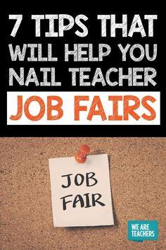 Tips for Teacher Job