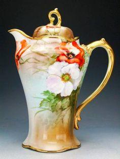 Old Noritake  pot  1918