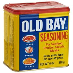 Get ye down to the Old Bay to make this Old Bay Seasoning Copycat Recipe. Old Bay Seasoning is great on seafood recipes of all sorts, and now you can make your own! This simple old bay seasoning copycat is great for low boil! Homemade Old Bay Seasoning Recipe, Homemade Spices, Homemade Seasonings, Copycat Recipes, Seafood Recipes, Cooking Recipes, Chicken Recipes, Spice Blends, Spice Mixes