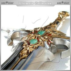 Lineage II replica dynasty sword