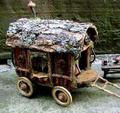 Stunning Fairy Garden Miniatures Project Ideas 77
