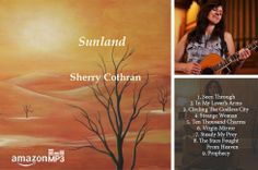 "Here's a quick link to my album ""Sunland"" on AmazonMP3. Get the full record for only $8.91!"