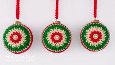 Crochet Tree Ornament