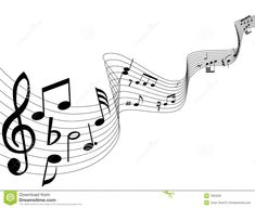 Illustration about An illustration of music notes. Illustration of song, music, beat - 7855609 Music Notes, How To Draw Hands, Royalty, Creative, Cards, Free, Image, Pageants, Dibujo