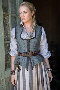 Hannah New (Black Sails, TV, 2014)