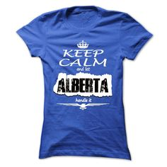 Keep Calm And Let ALBERTA Handle It - T Shirt, Hoodie, Hoodies, Year,Name, Birthday T Shirts, Hoodies. Check price ==► https://www.sunfrog.com/Names/Keep-Calm-And-Let-ALBERTA-Handle-It--T-Shirt-Hoodie-Hoodies-YearName-Birthday-Ladies.html?41382 $19