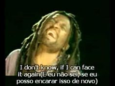 Lucky Dube - I want to know what love is (legendado em português/inglês) Lucky Dube, Frases Dela, Saint Claire, Reggae Music Videos, I Want To Know, What Is Love, My Way, To Youtube, In Hollywood