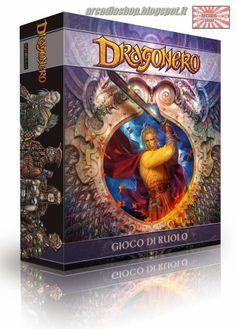 ARCADIA Shop: DRAGONERO - GIOCO DI RUOLO