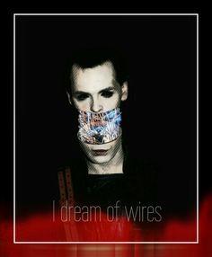 Gary Numan.. I dream of wires artpic                                                                                                                                                      More