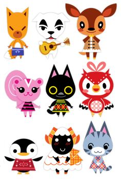 Animal Crossing by Sprits.deviantart.com on @deviantART