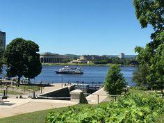 Rideau Canal, Ottawa, Ontario 🇨🇦