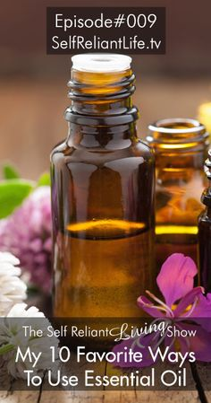What are essential oils? Join me as I discuss the uses of my 10 favorite types…