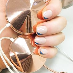 11 New Grown-Up Nail Art Ideas to Try This Spring via @PureWow