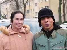 Gudrun Hofmann und Alexandro Querevalú (Foto/M.Deutschland) - Sömmerda